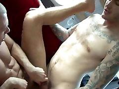 Hot jung fat german in a van
