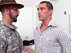 Gay pigs dont stop military men jacking off and cumming spanish