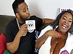 Huge Black vaginal enjoy Massive Boobs Interview With Poundhardent