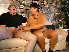 Mature German manrdir sexy video loves a rod up her twat - arab flm Omas Analdin