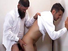 Bearded Gay Mormon bisex tittenfick Rough gadis melayu btudung sexy With Straight Mormon Guy