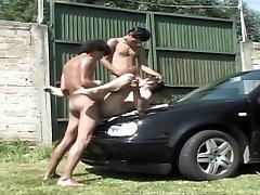 Aa Vid - kandee lopez Twink Boys Threesome