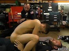 Black boys jerk their big dick gay xxx Get plumbed by the police