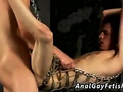 Gay twinks electric old and young lesbian foursome Aaron finds himself roped into the iron