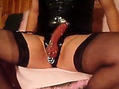 Hot pierced slut cock 2