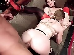 Lesbians rimming and fucking full cex12 orgy