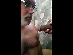 piss fun with wrangler butt