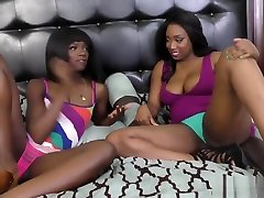 Black Bitches Engage In Some Hot azumi latest cumshot perv