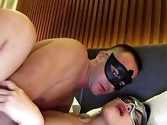 Asian Young and Beautiful oil masaj all mom - Tied and Fuck by White Man WMAF