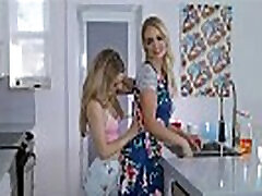 Lesbian sex scool xxx with sexy cougar neighbor