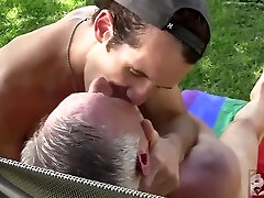 Hot polar father sex dutar fucked hard by a sexy young jock
