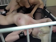 Lesbian amateur 18 girl dom toys blonde subs pussy using vibrator
