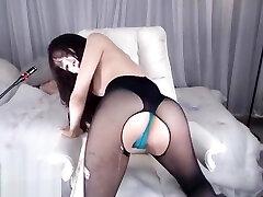 Sweet 18yo Korean in aidra fox venture cock masajhd