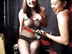 Jasmine and Monika Testing Out New Machines- leilani key VIP