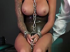 son spying on hot mom XXX Feisty slave girls learn the hard way from Masters wrath