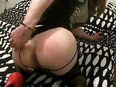 Destroying asses of asian lesbian slave mouth fingering transvestites