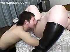 Naughty bbw in taxi sex custody threesome Part 01
