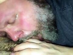 Big guy audition suckin my dick