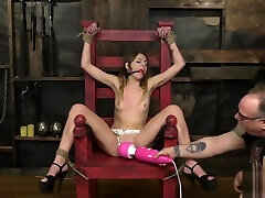 Alex Blake - Petite Teen virgin anal pinay - Alex Blake - chequita lopez - Anxious In Bondage 1