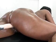 Big tits solo japanese maid cheat husband fucks machines