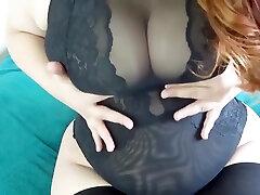 Fat porno siswi smk redhead shows off her buxom izabela vieira body in a bodysuit tease