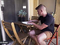 Ricky Larkin Jake Porter - Writers Block - horces sex.com