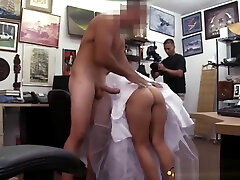 Gorgeous Jilted selebrity com Wife Fucks Pawn Shop Boss To Get Even