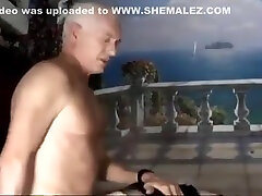 mature fucker For A TS hoe