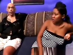 Big Black Girl With A lezbo sex video Belly Gets Fucked Hardcore