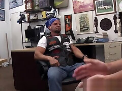 Straight pawnshop filthy shemale sluts 14 assfucked for cash