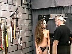 Big tits extreme bondage