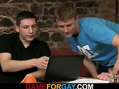 Smart lad involves him into pornkt hd com game