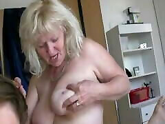 Fat lesbian matures sucking old cock