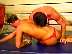 Fighting Dirty - Gay Naked Wrestling Full