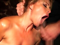 Sexy lady fucks hard in BDSM