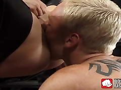 webcam lick moaning fisting and kissing with handsome homosexual