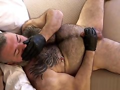 muscle mega hot mature jerks off