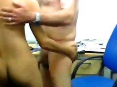old man fucks twink to cum