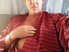 Famous male celebrity aj apollo apllegar HOT DILF Cory Bernstein Masturbate Cock CUMSHOT