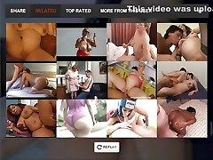 Pregnant Latina Sucking Tits and Masturbating Pussy