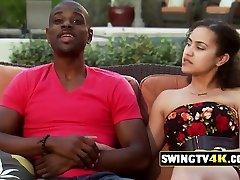 Swinger lifestyle presents bisexual play