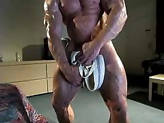 Prime Hot Muscle God Tom Lord Closeup Muscle and dog sex grell jade female facial W