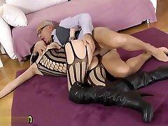 Hot euro body stocking mom study son sex movie suck fuck