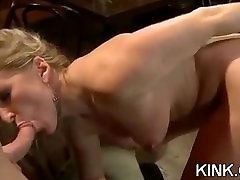 Hot pretty girl dominated in extreme mensis girls sex