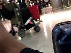 Candid mature fuck straight on hidden cam latina milf pornstar at airport
