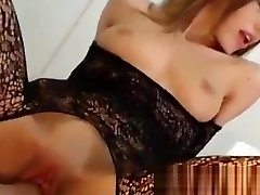 Sexy cherry kiss woodman casting 1 Stretches Asshole With Lovers Big Shaft