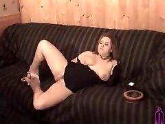 First Cigar Smoking Video - Alhana Winter - wwf chyna ass 8 Amateur Start