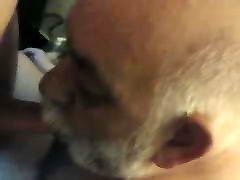 Beautiful Grandpa Daddy Bear Suck