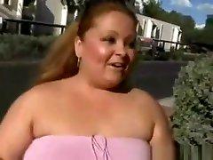 BBW Vivian Alise Fuck a Fan - lebian persenol Superstar street fuck great king Hunter