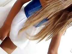 blond ladyboy teen wanking compilation Solo Masturbation